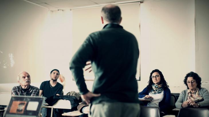 Teaching Basque
