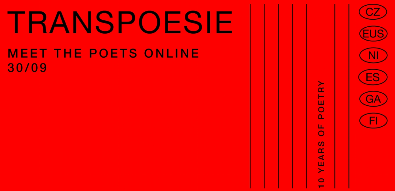 Transpoesie: Miren Agur Meabe