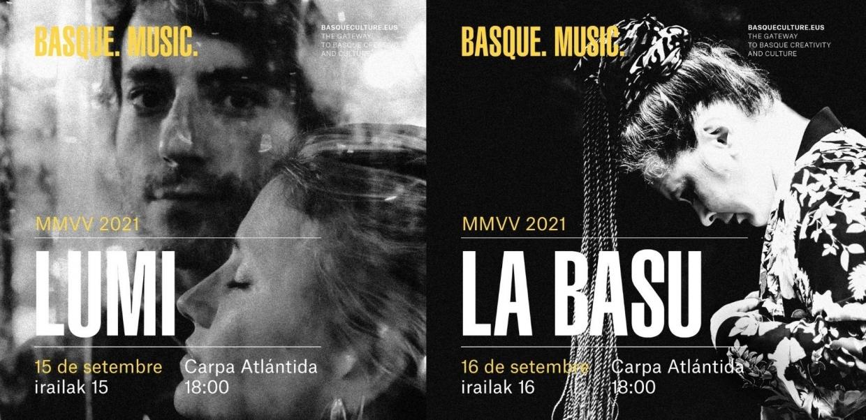 MMVV: Lumi eta La Basu