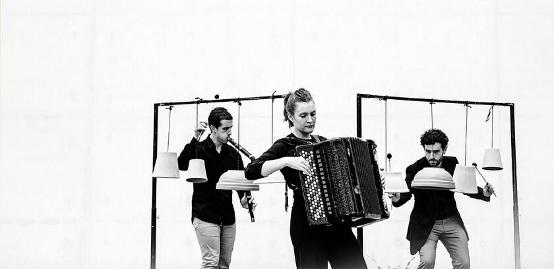 Capilla histórica del Buen Pastor: Trio Zukan + Quasar Quartet