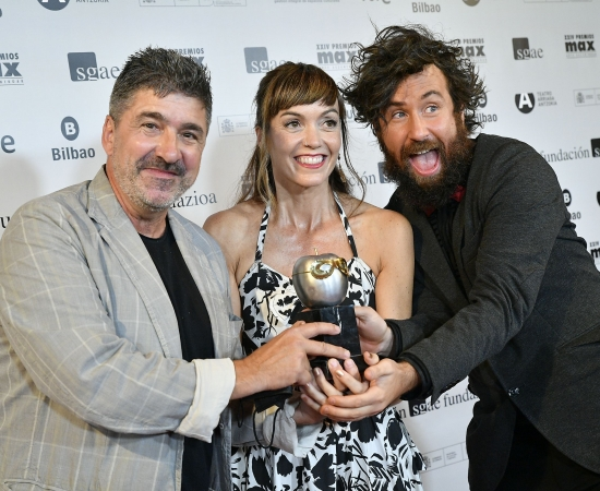 Basque performing arts triumph once again at the Max Awards