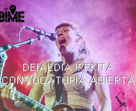 Basque Music at BIME 2020: Euskal taldeentzako deialdia zabalik da