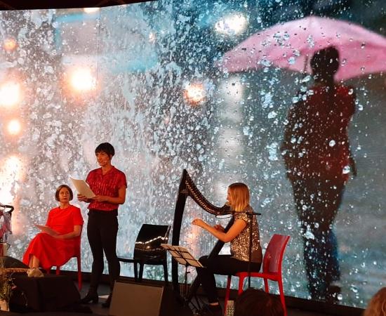 Destacada presencia de la literatura vasca en el Edinburgh International Book Festival