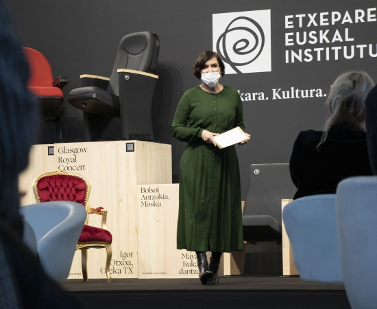 10 years promoting Basque language, culture and creation internationally