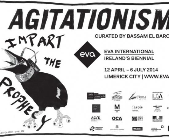 Asier Mendizabal EVA Internacional 36. Irlandako Arte Bienalean
