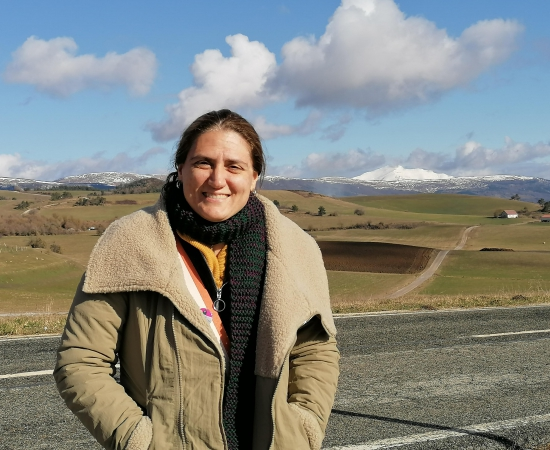 Argentinian teaches Basque language and culture at the University of La Plata