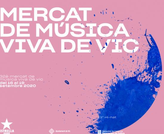 Ireki dute 32. Mercat de Música Viva de Vic azokan parte hartzeko deialdia
