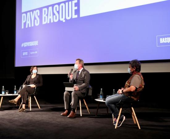 Quebec opens a window on Basque literature