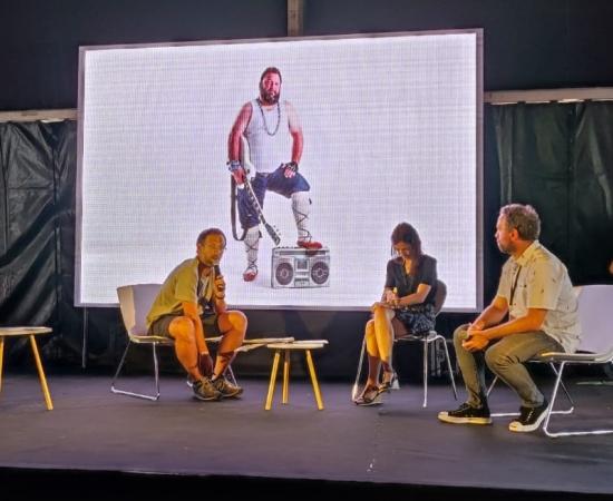 Presentada en el MMVV la web basquemusic.eus