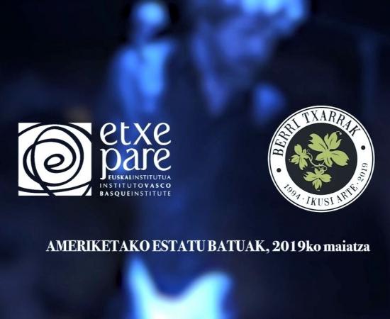 Berri Txarrak and Basque language #1