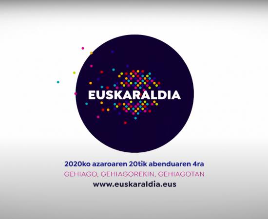 Registrations are open for Euskaraldia 2020!