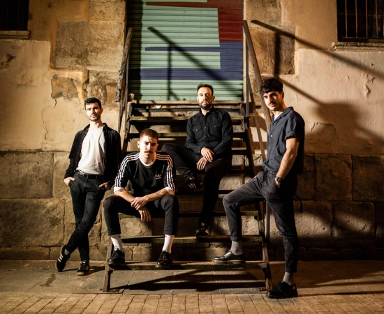 Liher y Ezpalak actuarán en el festival Suns Europe