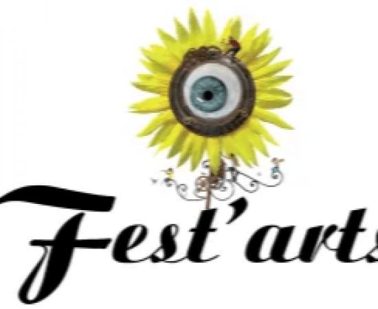 Ertza y Deabru Beltzak en el festival Fest'Arts de Libourne