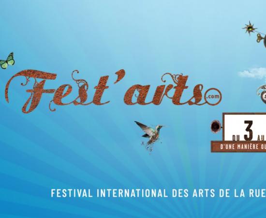 Hiru euskal konpainia Libourneko Fest' Arts jaialdian