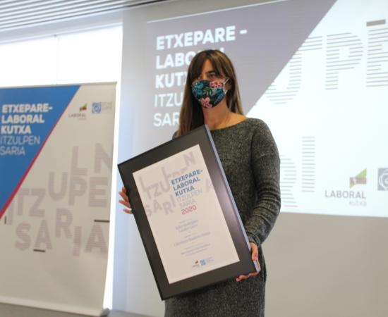 Premio de Traducción Etxepare – LABORAL Kutxa 2020