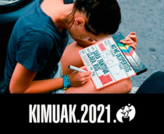 Abierta la convocatoria para participar en la selección de cortos Kimuak 2021