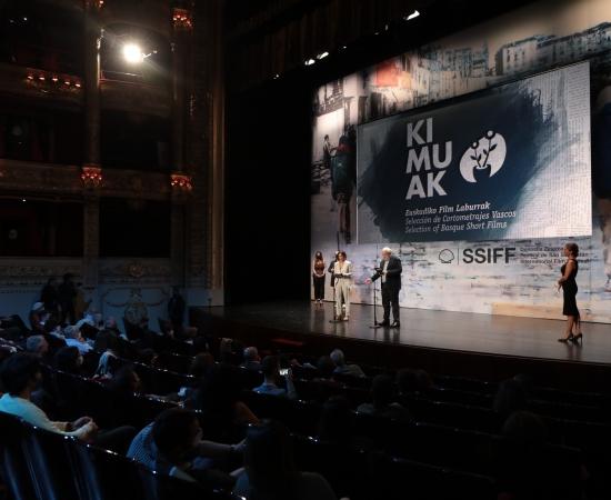 Kimuak wins the Zinemira Award at the San Sebastian Film Festival