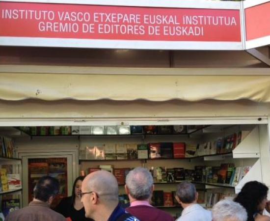 Euskal literatura eta ahozkotasuna Madrilen