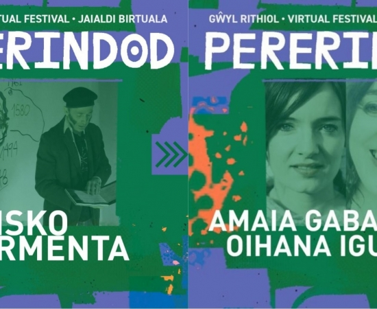 Pererindod: the sounds of the Basque landscape and a lively dialogue