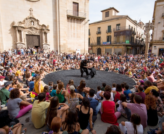 Basque companies to perform at FiraTàrrega