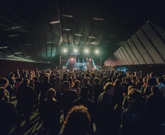 WOMEX 2019 Tampere: deialdia irekita